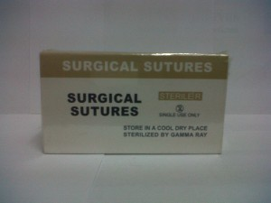 Surgical Sutures