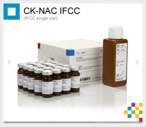 CK-NAC (IFCC single vial)