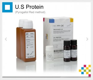 U.S Protein Pyrogallol Red method