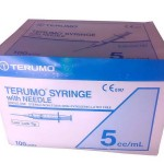 Spuit terumo 5 ml