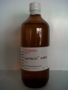 Lart Na Cl 0,86% 500 ml