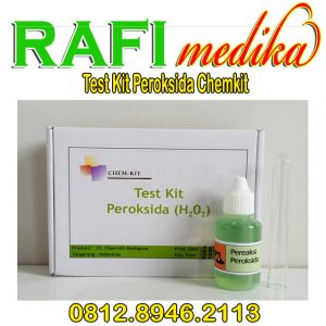 Test Kit Peroksida (ChemKits)