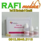 Test Kit Rhodamin-B (Chemkits)