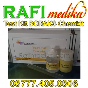 Test Kit Boraks (ChemKits)