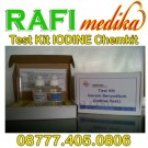 Test kit Garam Beryodium (Iodine Test)