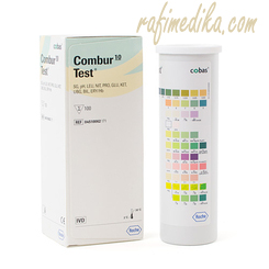 Strip Urinalysis Combur 10 Parameter