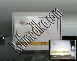 Test Kit Metanil Yellow | Test Kit Chemkit