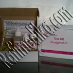 Test Kit Rhodamin B | Test Kit Chemkit