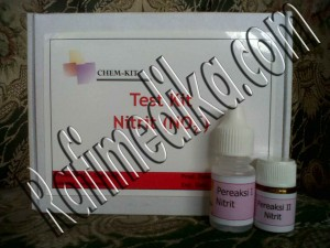 Test Kit Nitrit