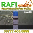 Feaces Container Sterile 30 ml | Pot Feces, Faces, Feses Dop