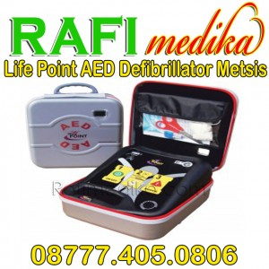 Life Point AED Defibrillator Metsis | Automated External Defibrillator