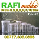 Urine Container | Pot Urine 10, 20, 30, 50, 60, 75, 100, 200 ml
