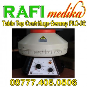 Top Table Centrifuge Gemmy PLC – 02