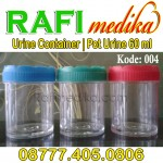 Urine Container | Pot Urine 60 ml