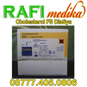 Cholesterol FS DiaSys 5 x 25 ml