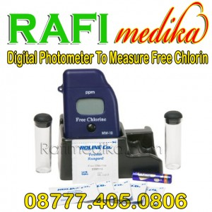 Digital Photometer To Measure Free Chlorin MW-10
