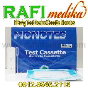 HBsAg Test Strips & Device Mono Tes