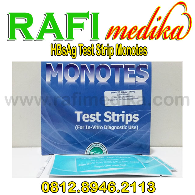 HBsAg Test Strips Monotes
