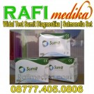 Widal Test Sumit Diagnostika | Salmonella Set